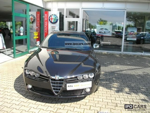 2011 Alfa Romeo  159 2.0 JTDM Xenon / Navi / Ti-package / Bose / Visibility Package Estate Car Used vehicle photo
