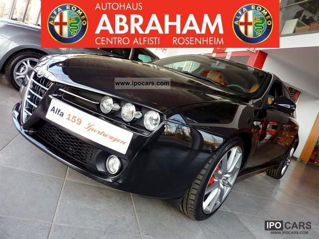 2012 Alfa Romeo  159 Sportwagon 2.0 16V Turismo JTDM / Ti-package Estate Car Pre-Registration photo