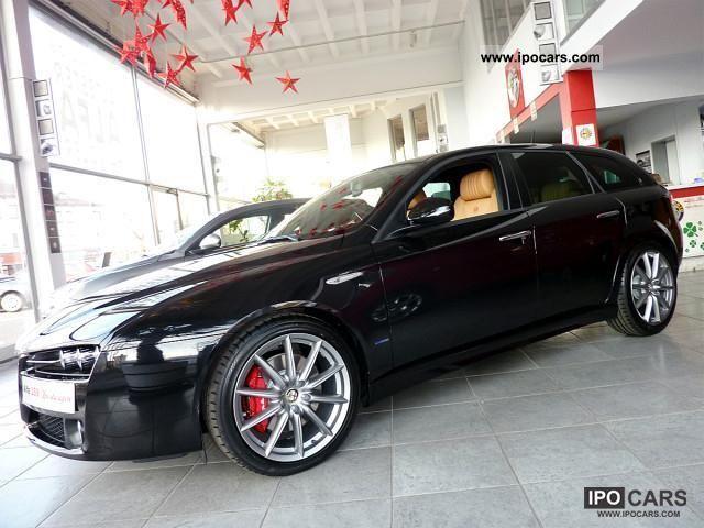 2012 alfa romeo 159 sportwagon 2 0 16v turismo jtdm ti package car photo and specs. Black Bedroom Furniture Sets. Home Design Ideas