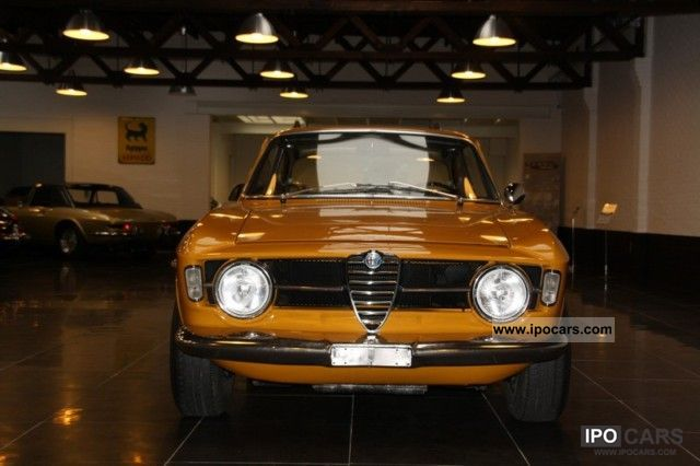 Alfa Romeo  GTJ 1300 1968 Vintage, Classic and Old Cars photo