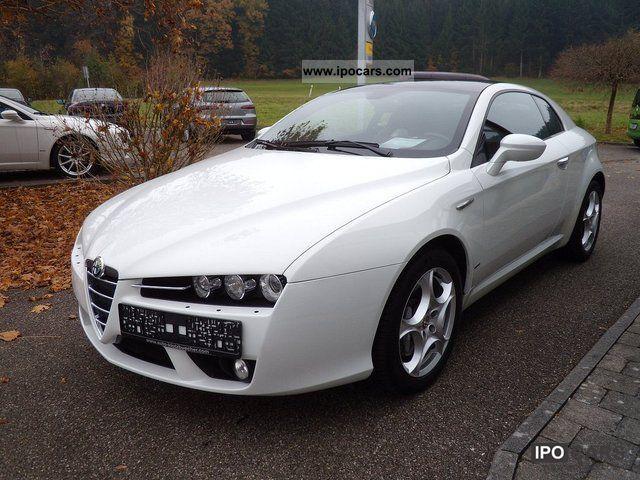 2010 Alfa Romeo Brera 2.4 JTDM 20V NAVI / LEATHER / XENON - Car Photo ...