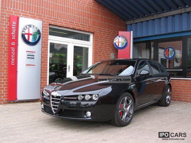 2009 Alfa Romeo  159 Sportwagon 1.8 TBi Tourism Estate Car Used vehicle photo