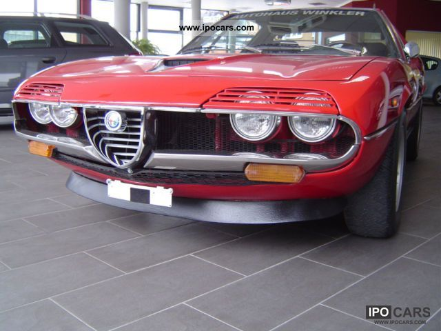 Awesome 1975 Alfa Romeo Montreal Sports Car/Coupe
