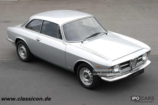 Alfa Romeo  GT - currently Possible full restoration / color choice. 1969 Vintage, Classic and Old Cars photo