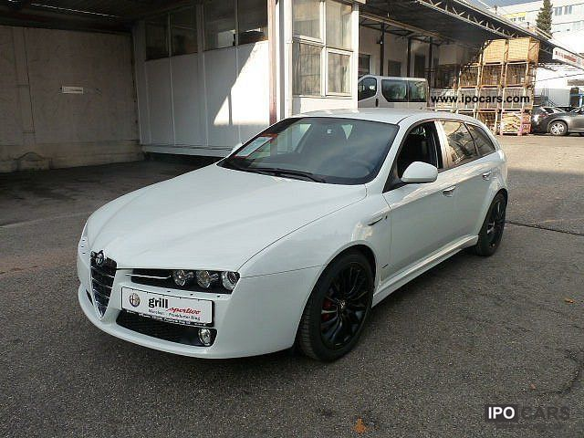 2012 alfa romeo 159 sportwagon 2 0 jtdm 16v turismo sport package car photo and specs. Black Bedroom Furniture Sets. Home Design Ideas