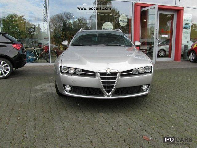2011 alfa romeo 159 sw 2 0 16v dpf jtdm turismo ti car photo and specs. Black Bedroom Furniture Sets. Home Design Ideas