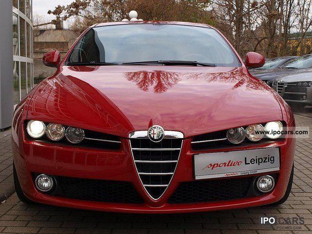 2012 Alfa Romeo  159 SW 2.0 JTDM Turismo * ti-* package Estate Car Demonstration Vehicle photo