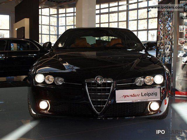 2012 Alfa Romeo  159 2.0 16V Turismo JTDM * ti-* package Limousine Demonstration Vehicle photo