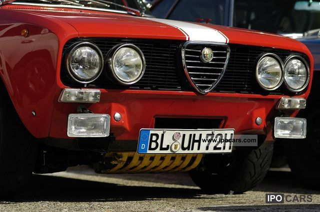 Alfa Romeo  Sedan 1972 Vintage, Classic and Old Cars photo