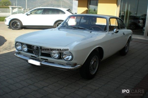 Alfa Romeo  GT 1750 1969 Vintage, Classic and Old Cars photo
