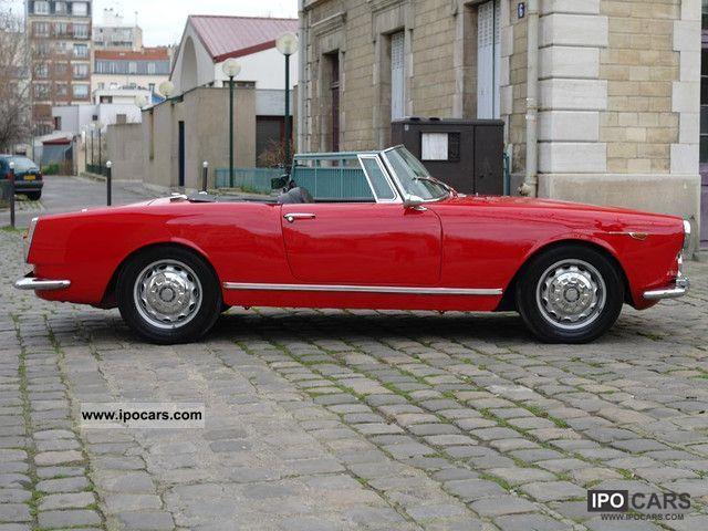 1964 Alfa Romeo 2600 Touring Spider Car Photo And Specs
