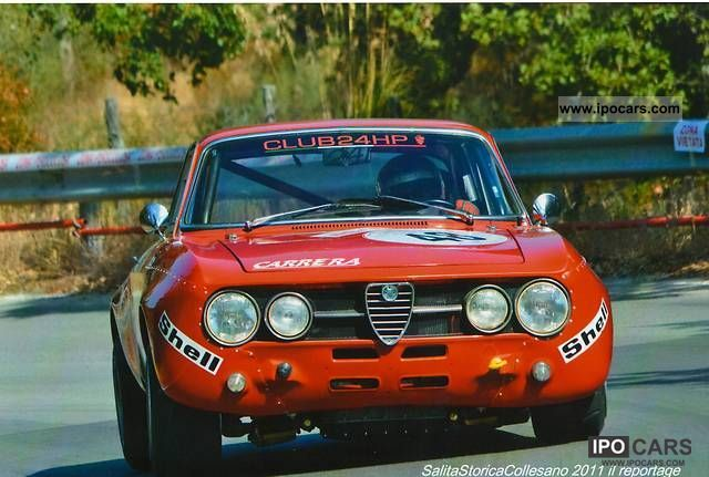 Alfa Romeo  alfa romeo GTAM 1968 Vintage, Classic and Old Cars photo