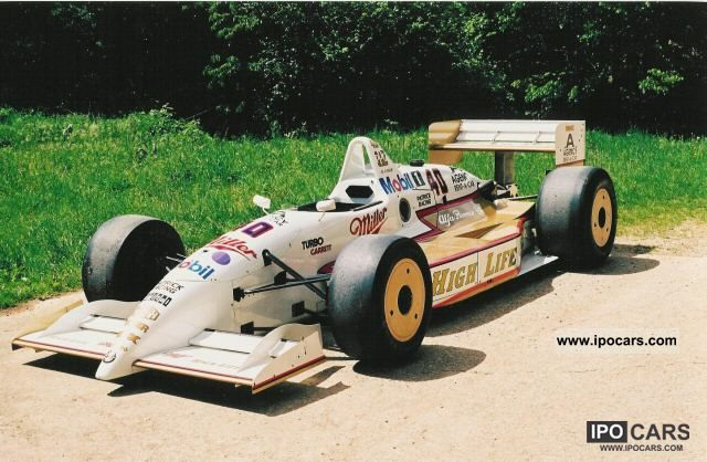 1989 Alfa Romeo  Indy / CE 89 March chassis Other Used vehicle photo