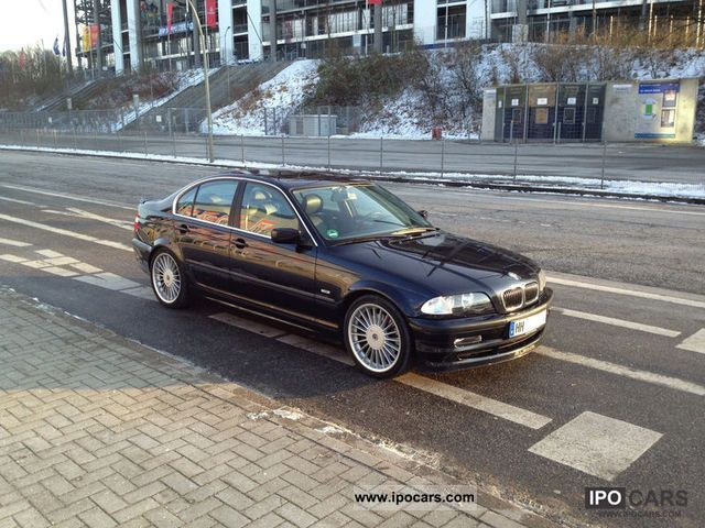2000 Alpina  B3 3.3 Saloon Engine overhauled Limousine Used vehicle photo