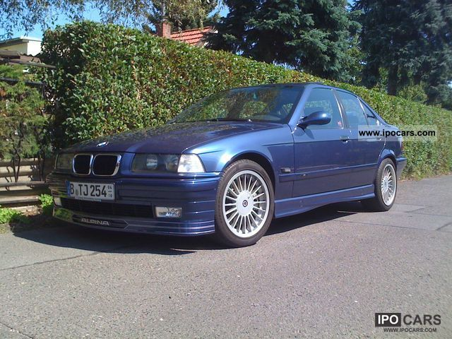 1996 alpina b3 edition30 car photo and specs for Mercedes benz service b3