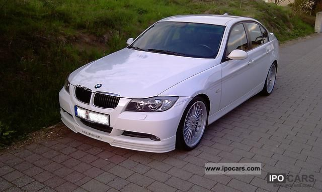 2006 Alpina D3 Bmw Car Photo And Specs