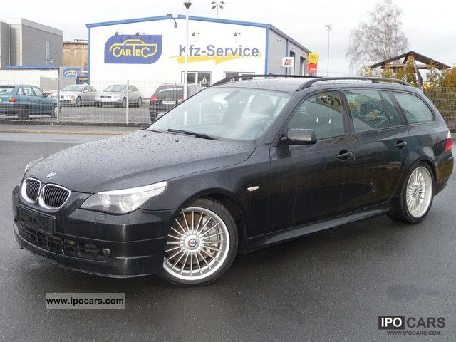 2006 alpina b5 touring switch tronic car photo and specs