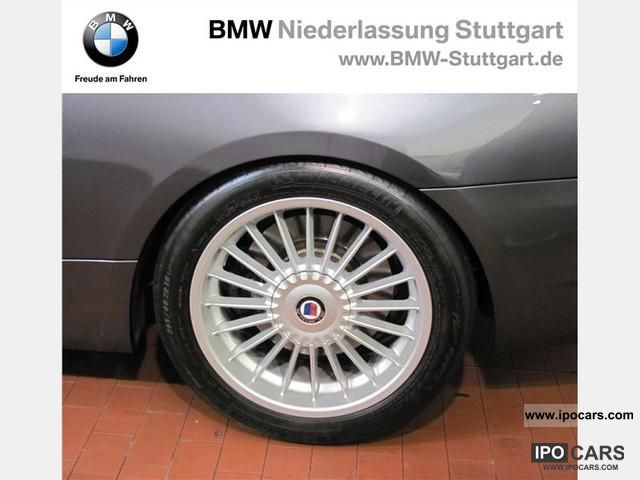 2008 Alpina B3 Biturbo Coupe Switchtronic Leather Navi Pdc Car Photo And Specs
