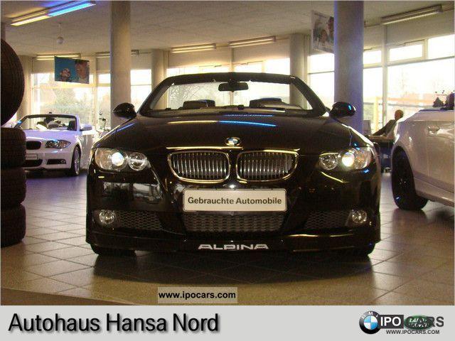 2008 alpina b3 biturbo convertible air navi xenon leather for Mercedes benz service b3