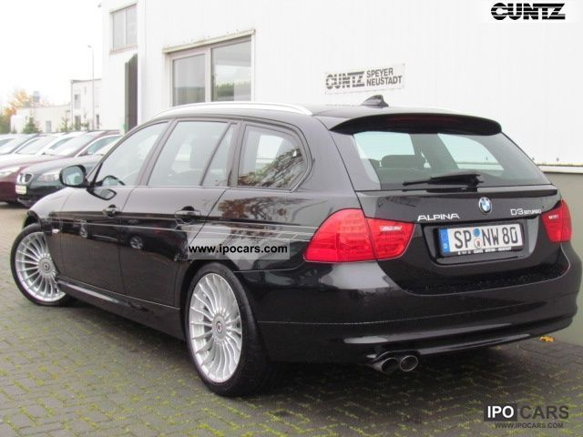 2011 alpina d3 biturbo touring switch-tronic - car photo and.