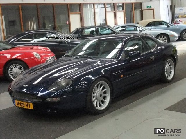 1996 Aston Martin Db7 Coupe 3 2 V6 Automaat Full Onderh History Car Photo And Specs
