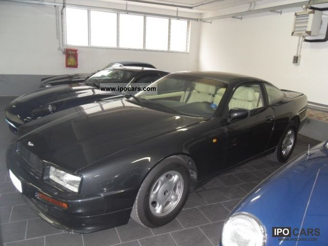 1992 Aston Martin  Virage Coupe ' Limousine Used vehicle photo