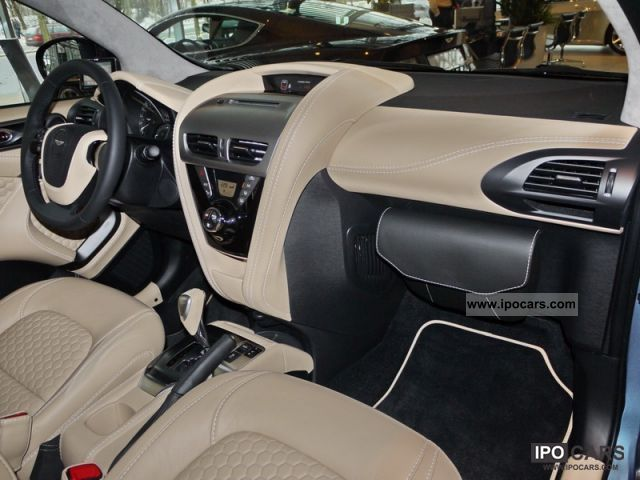 ... 2011 Aston Martin Cygnet City Car Small Car New Vehicle Photo ...