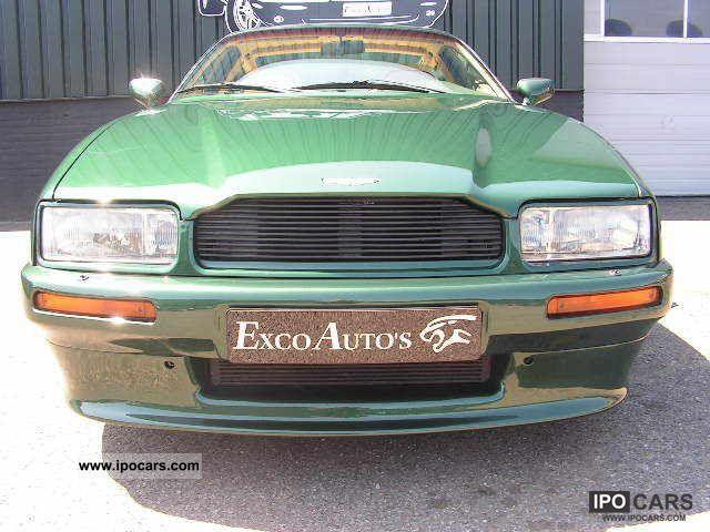 1992 Aston Martin  VIRAGE V8 Sports car/Coupe Used vehicle photo