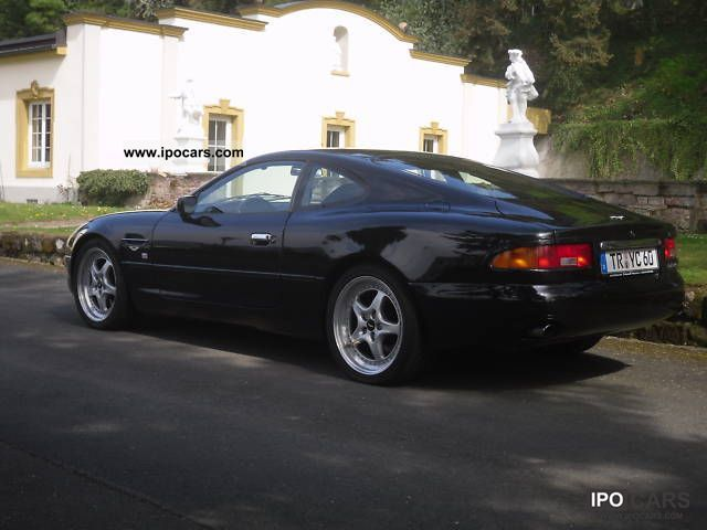 1997 Aston Martin  DB 7 Sports car/Coupe Used vehicle photo