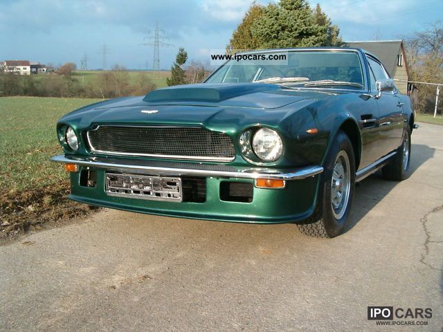Aston Martin  V8 1974 Vintage, Classic and Old Cars photo
