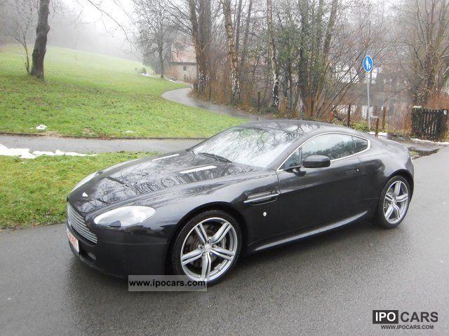 2009 Aston Martin V8 Vantage Special Edition Nurburgring Car Photo And Specs