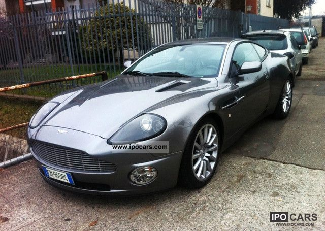 2002 aston martin v12 vanquish perfetta car photo and specs. Black Bedroom Furniture Sets. Home Design Ideas