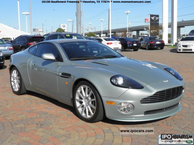 Aston Martin Vanquish S US Price Car Photo And Specs - Aston martin price used