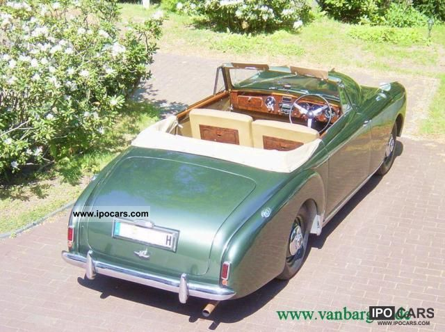 1951 Aston Martin  2.6 L Lagonda Tickford Convertible 3 Position Cabrio / roadster Classic Vehicle photo