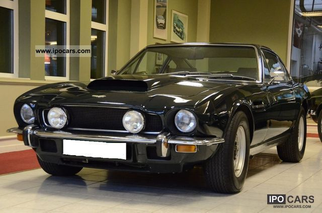 Aston Martin  V8 1975 Vintage, Classic and Old Cars photo
