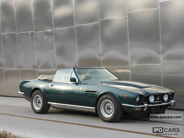 1980 Aston Martin V8 Volante Car Photo And Specs