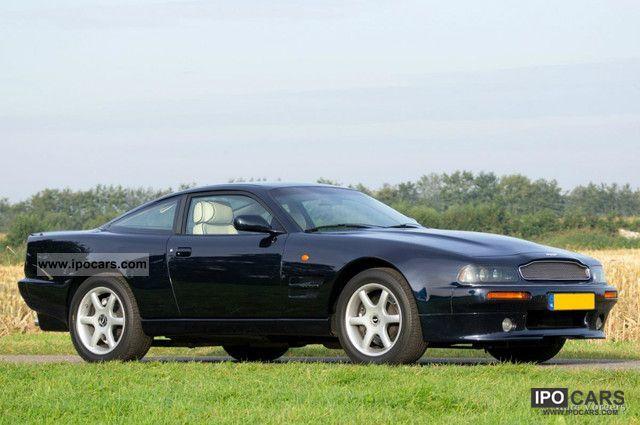 1999 Aston Martin  V8 Coupe Sports car/Coupe Used vehicle photo