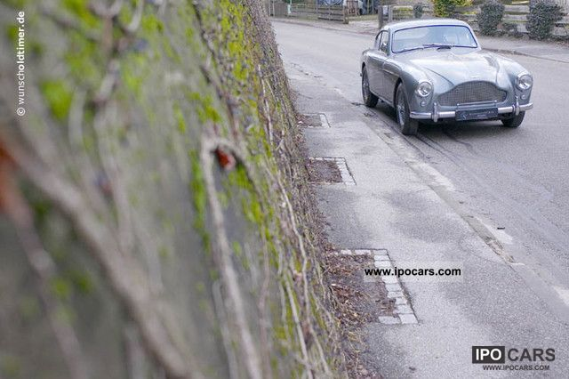 Aston Martin  DB 2/4 Mk III Hatchback Coupe - Original RHD 1958 Vintage, Classic and Old Cars photo