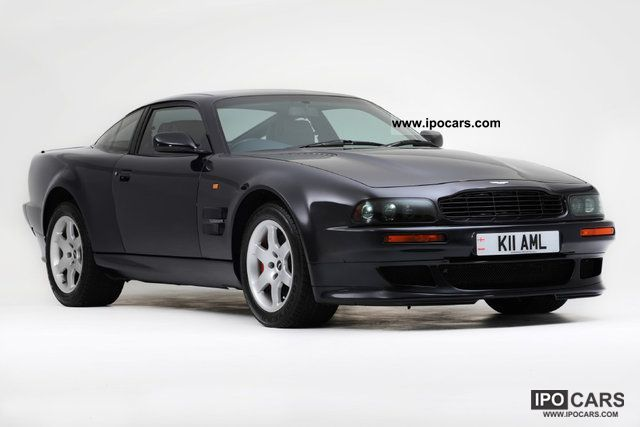 1998 Aston Martin Vantage Twin Supercharged Limousine Used vehicle ...
