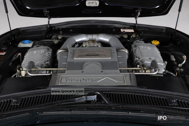 1998 Aston Martin Vantage Twin Supercharged Car Photo And Specs