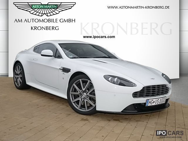 2011 Aston Martin  S V8 Vantage Sport Shift Sports car/Coupe Used vehicle photo