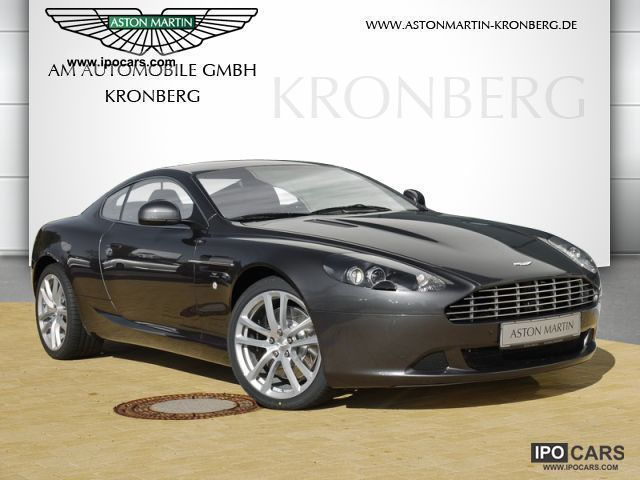 Luxury Vehicle: 2011 Aston Martin DB9 Coupe Touchtronic