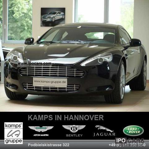 2011 Aston Martin  Rapid B & O sound Hanover Sports car/Coupe Used vehicle photo