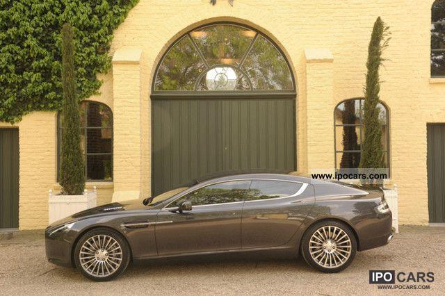 2011 Aston Martin  Rapid Sports car/Coupe Used vehicle photo