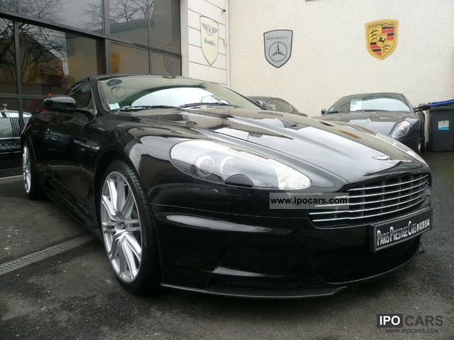 2007 Aston Martin  DBS Coupe Sports car/Coupe Used vehicle photo