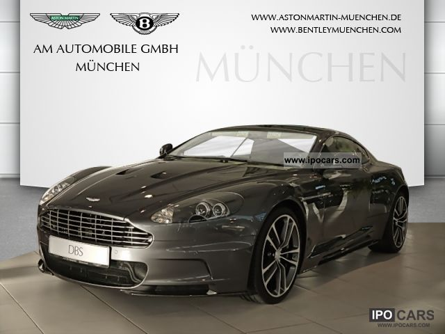 2011 Aston Martin  DBS New vehicle Sports car/Coupe Used vehicle photo