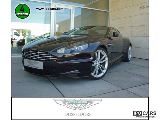2011 Aston Martin  DBS Sports car/Coupe Demonstration Vehicle photo