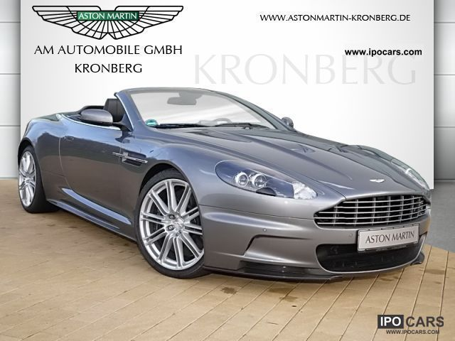 2010 aston martin dbs volante car photo and specs. Black Bedroom Furniture Sets. Home Design Ideas