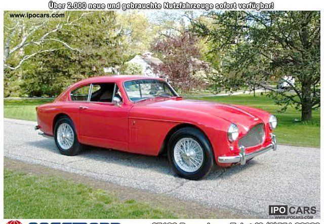 Aston Martin  DB / Mk III Sports Saloon 1958 Vintage, Classic and Old Cars photo