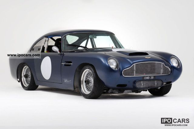 Aston Martin  DB5 Lightweight Race Car 1964 Race Cars photo